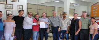 Deputado Federal Renato Molling visita o Município de Alto Feliz